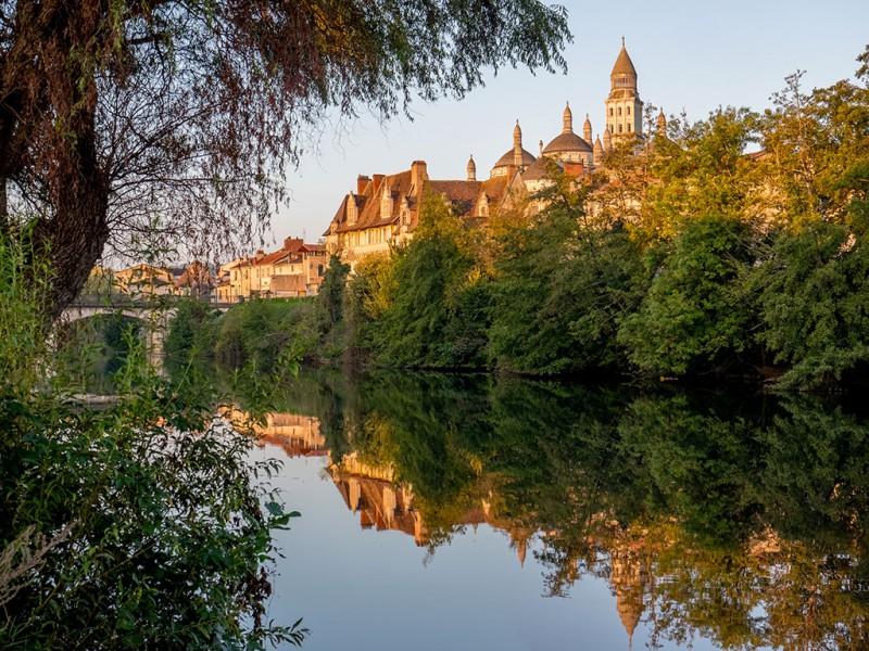 Périgueux-Vallée de l'Isle Cathédrale de Périgueux